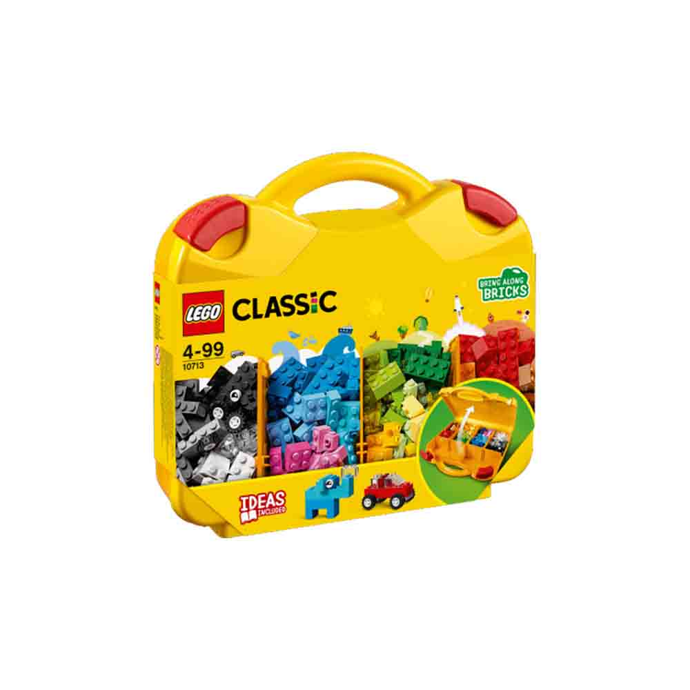 Games & Playsets-Lego Creative Suitcase