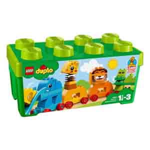 Games & Playsets-Lego My First Animal Brick Box