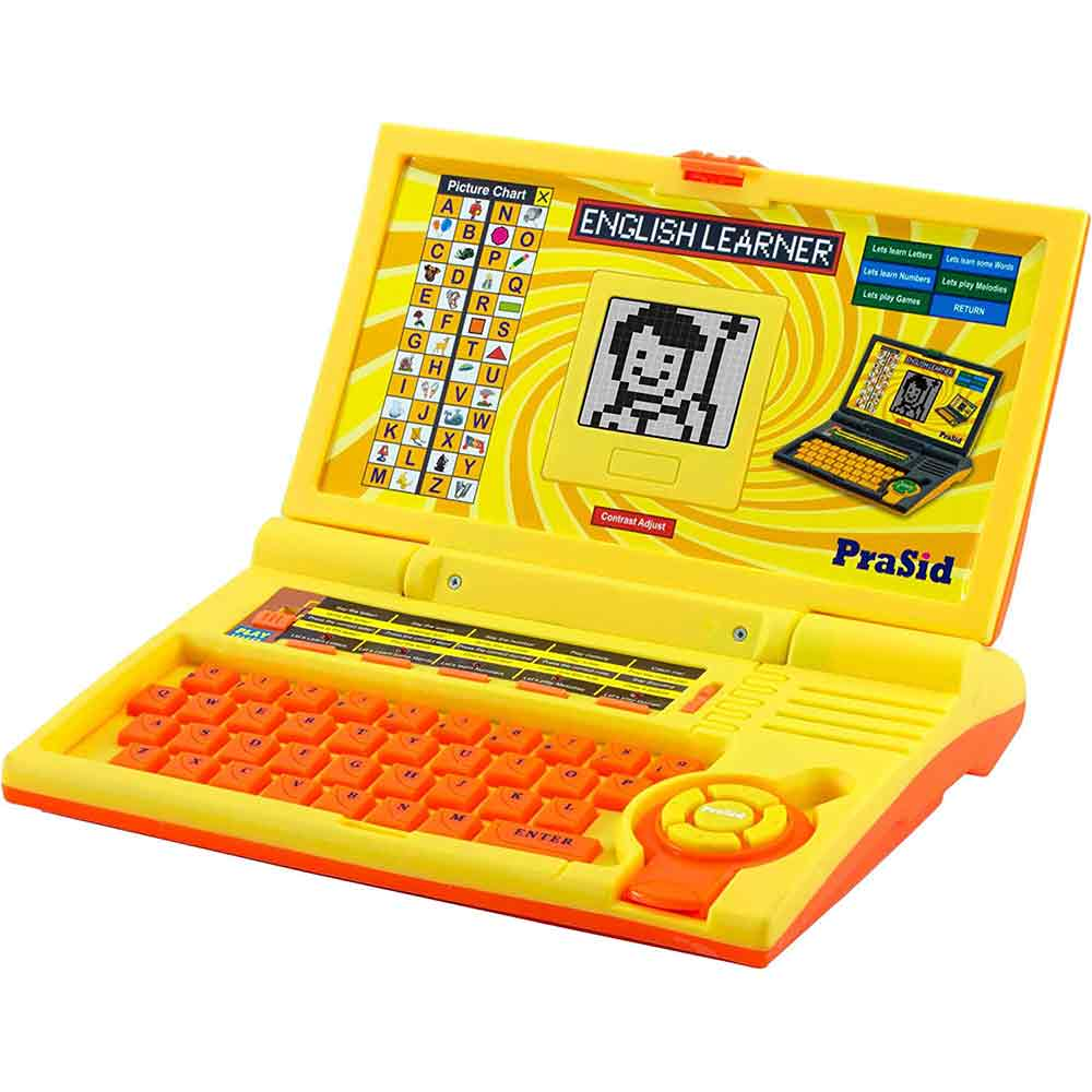 Kids English Learner Computer Toy