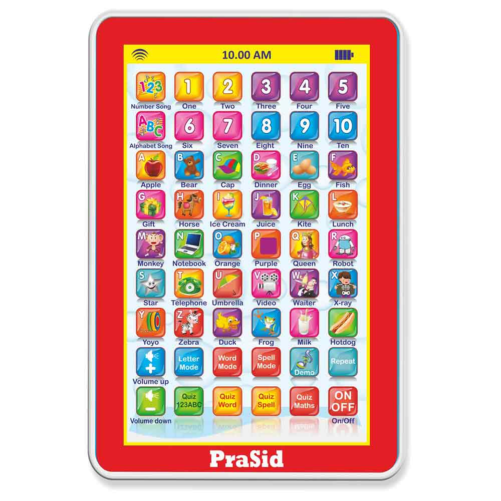 PraSid Mini My Pad English
