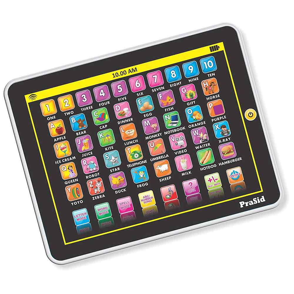 PraSid My Smart Pad English Learning Tablet For Kids