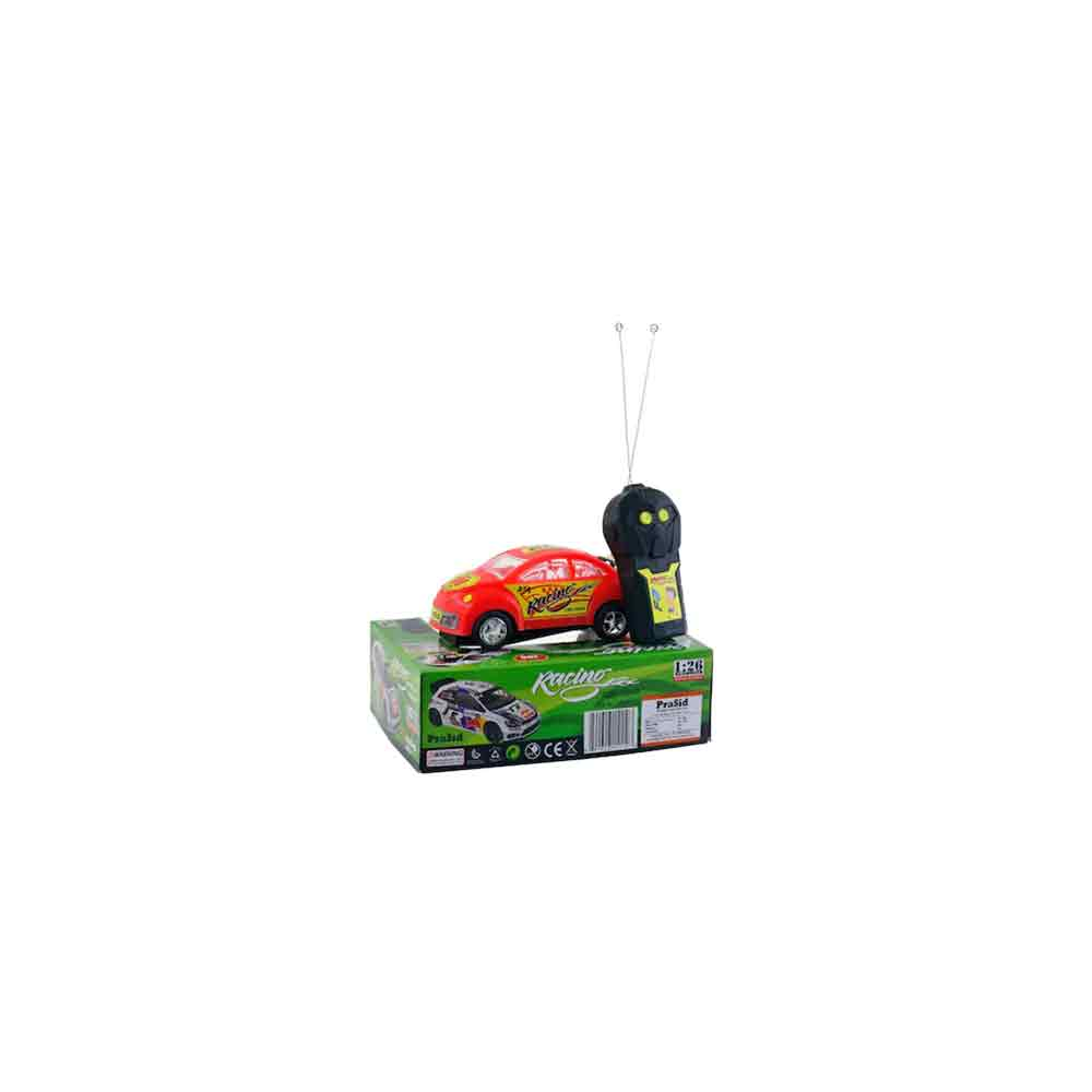 PraSid Remote Radio Control Car - Red