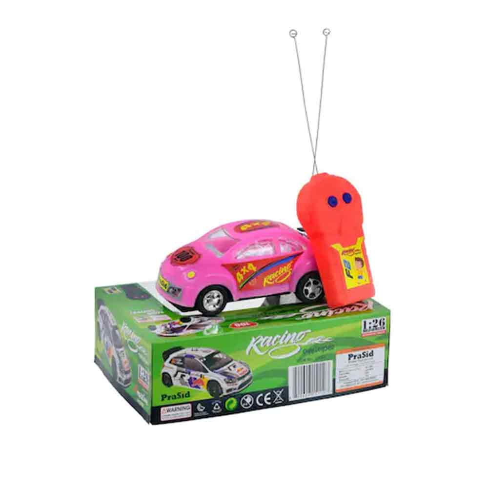 Educational-PraSid Remote Radio Control Car - Pink