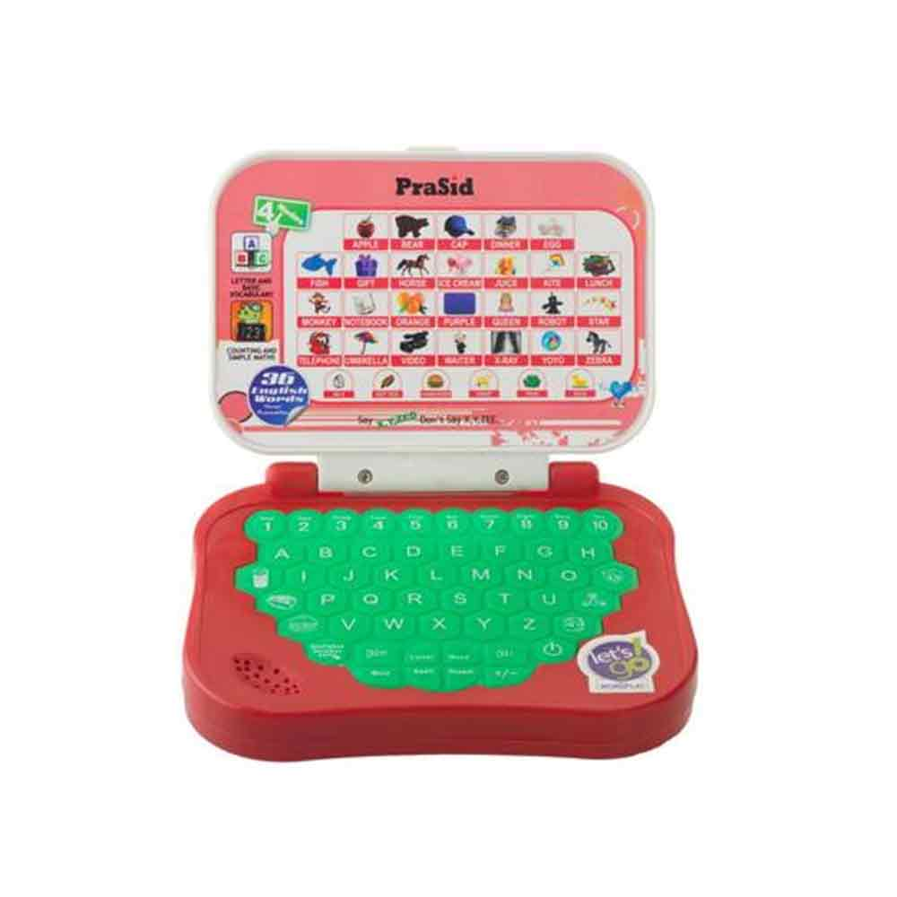 PraSid Word Play Kids Laptop