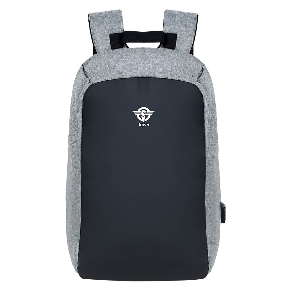Trovo Bagpack Champ Lite (Black & Grey)