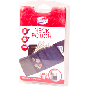 Travel Accessories-American Tourister Neck Safety Pouch