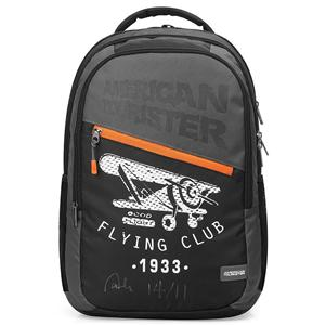 American Tourister Backpack Tango 02 2017 (Grey)