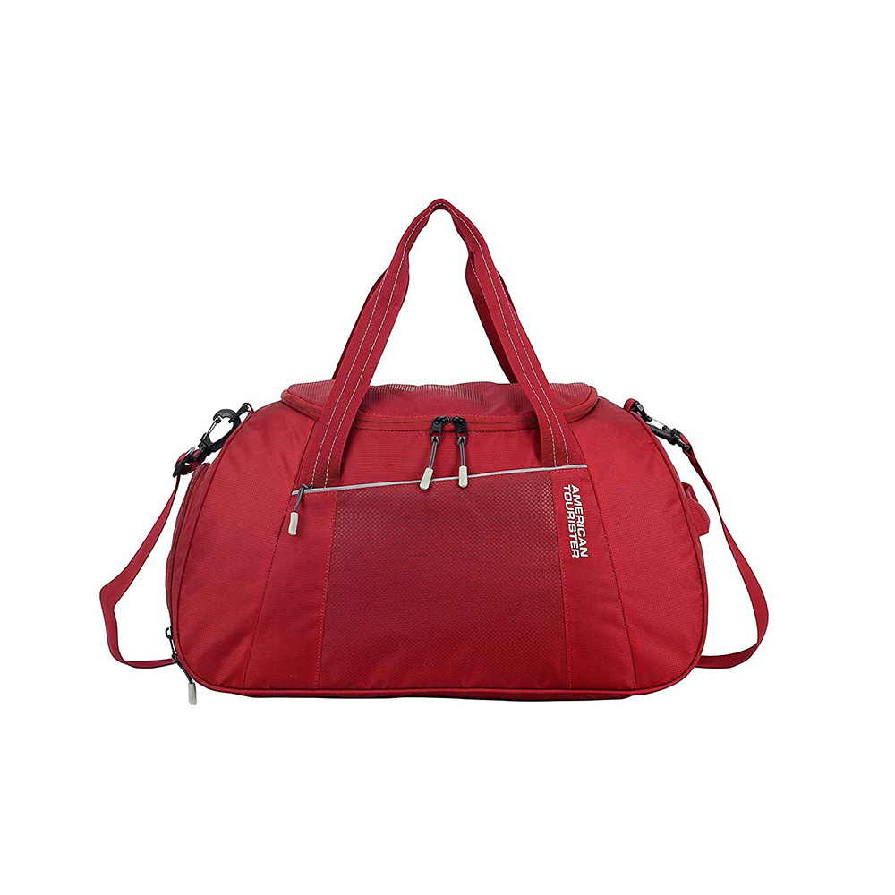 Duffle Bags-American Tourister Dunk Polyester 49 cms
