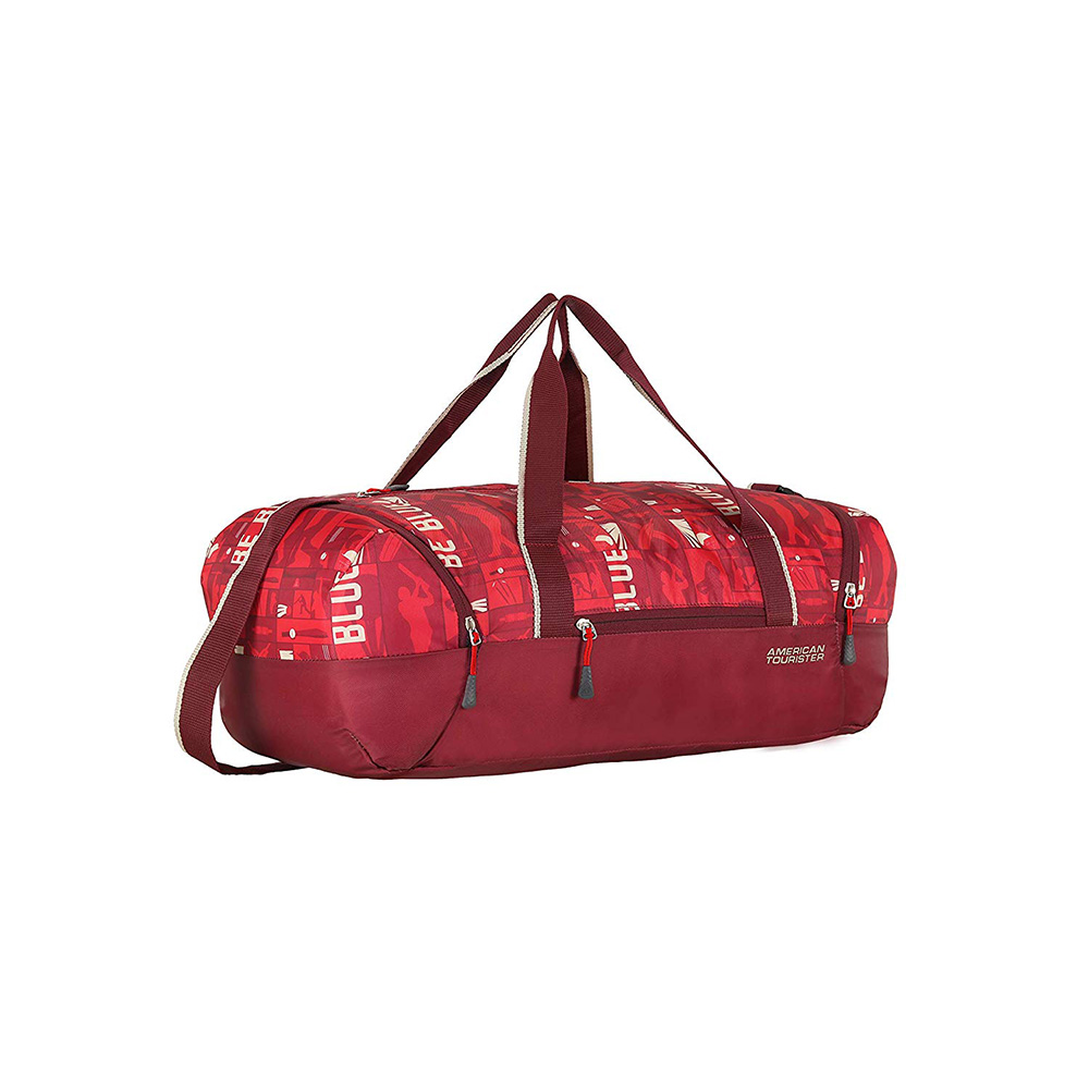 Duffle Bags-American Tourister Play4blue Polyester 55 cms