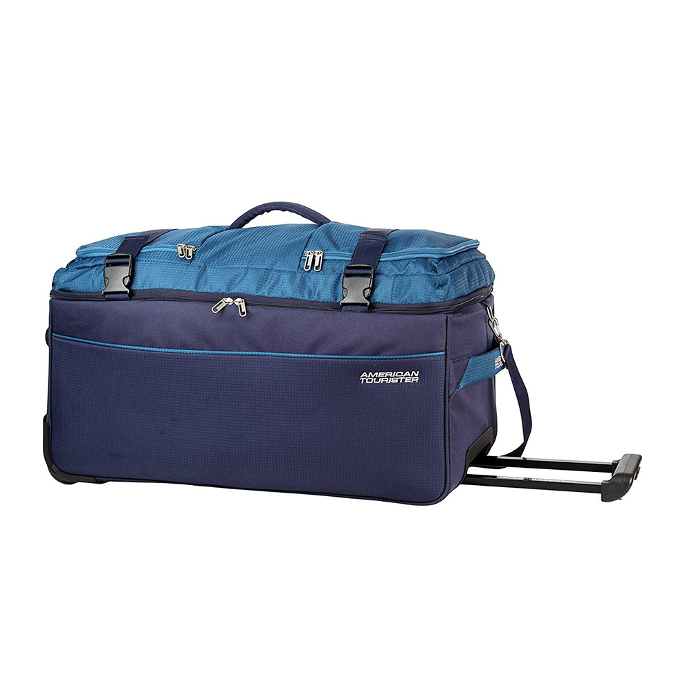 Duffle Bags-American Tourister Polyester 48 cms