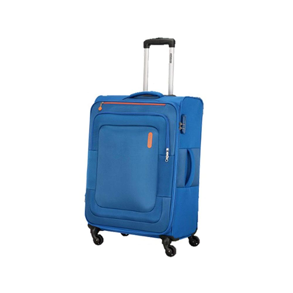 American Tourister Duncan Blue Trolley Bag