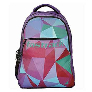 Backpack-Fastrack 26.89 Ltrs Purple School Backpack (A0800NPR01)
