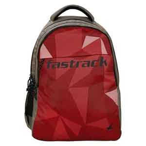 Backpack-Fastrack 26.89 Ltrs Red School Backpack (A0800NRD01)