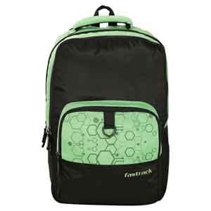 Backpack-Fastrack 28.32 Ltrs Green School Backpack (A0803NGR01)