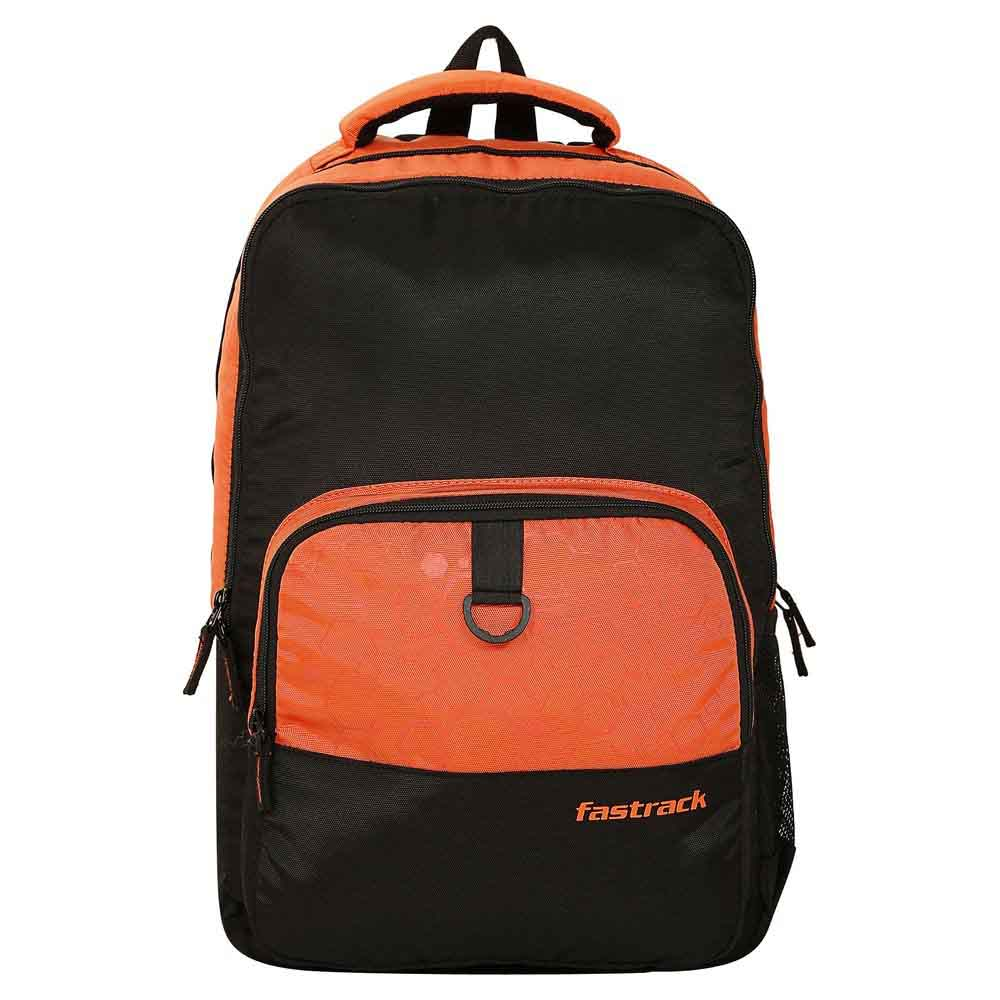 Fastrack 28.32 Ltrs Orange School Backpack (A0803NOR01)