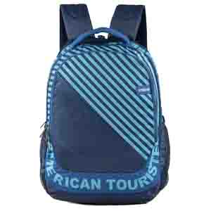 Backpack-Pop Nxt 01 Navy Casual Backpack