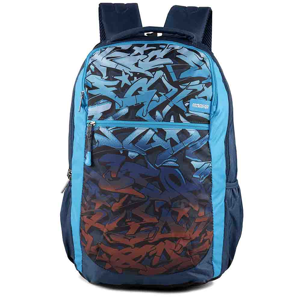 Tango Nxt 01 Blue Casual Backpack