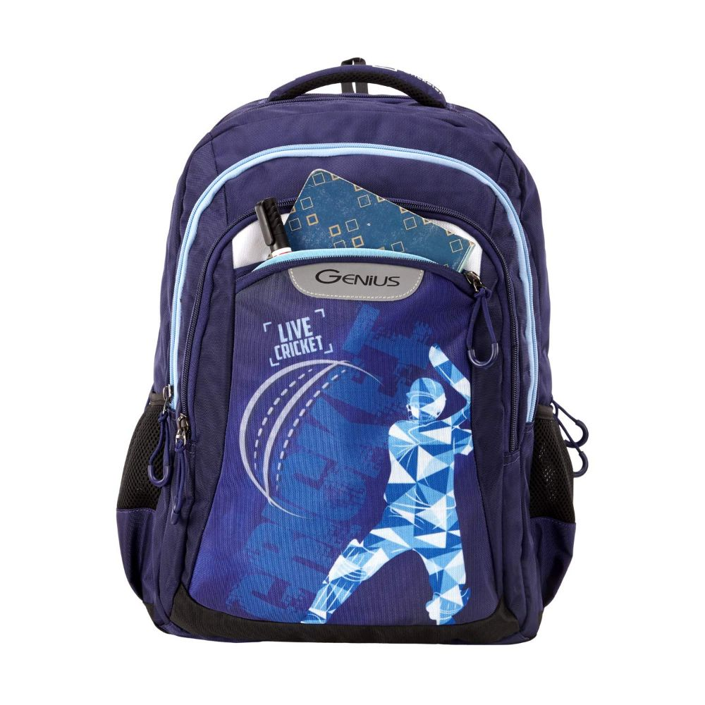 Backpack-Genius Master 19 Backpack - Sports Range