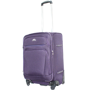 Trolleys & Strollers-Encore Strolley Travel Bag - 20 inches With Free Single Mask