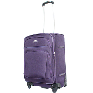 Trolleys & Strollers-Encore Strolley Travel Bag - 24 inches With Free Single Mask