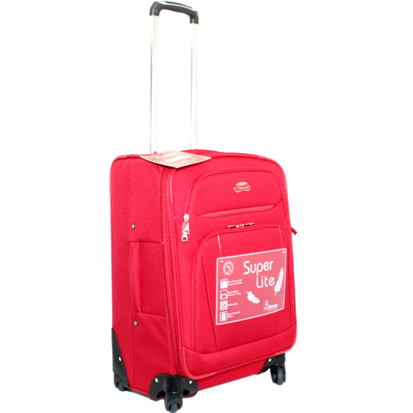 Encore Strolley Travel Bag - 20 inches With Free Single Mask