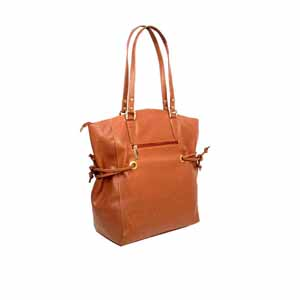 Shoulder Bags-Encore Purse 9000 Tan With Free Single Mask