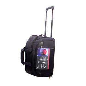 Encore Wheels Duffel 28 Black With Free Single Mask