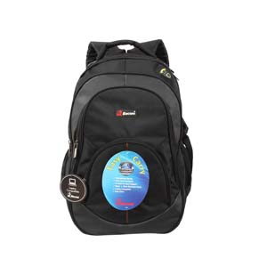Encore Backpack 2500 Black With Free Single Mask
