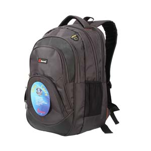 Encore Backpack 2500 Grey With Free Single Mask