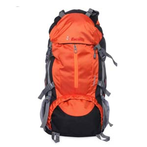 Encore Trekking Bag 65L Orange With Free Single Mask