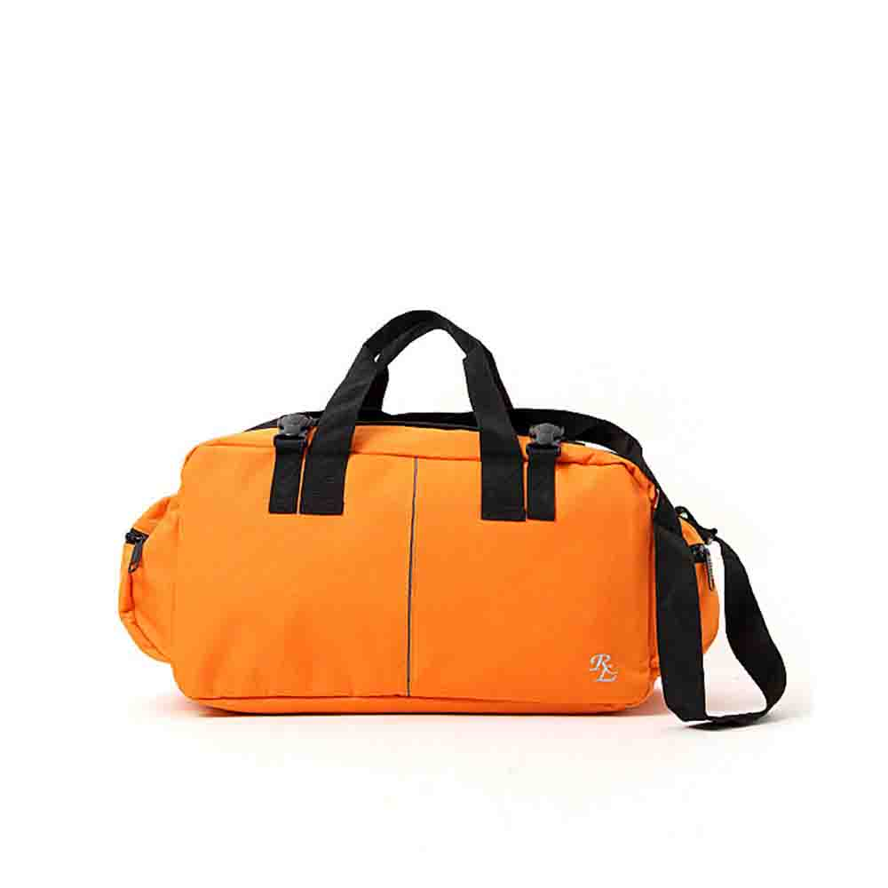 Army Style Orange duffle bag