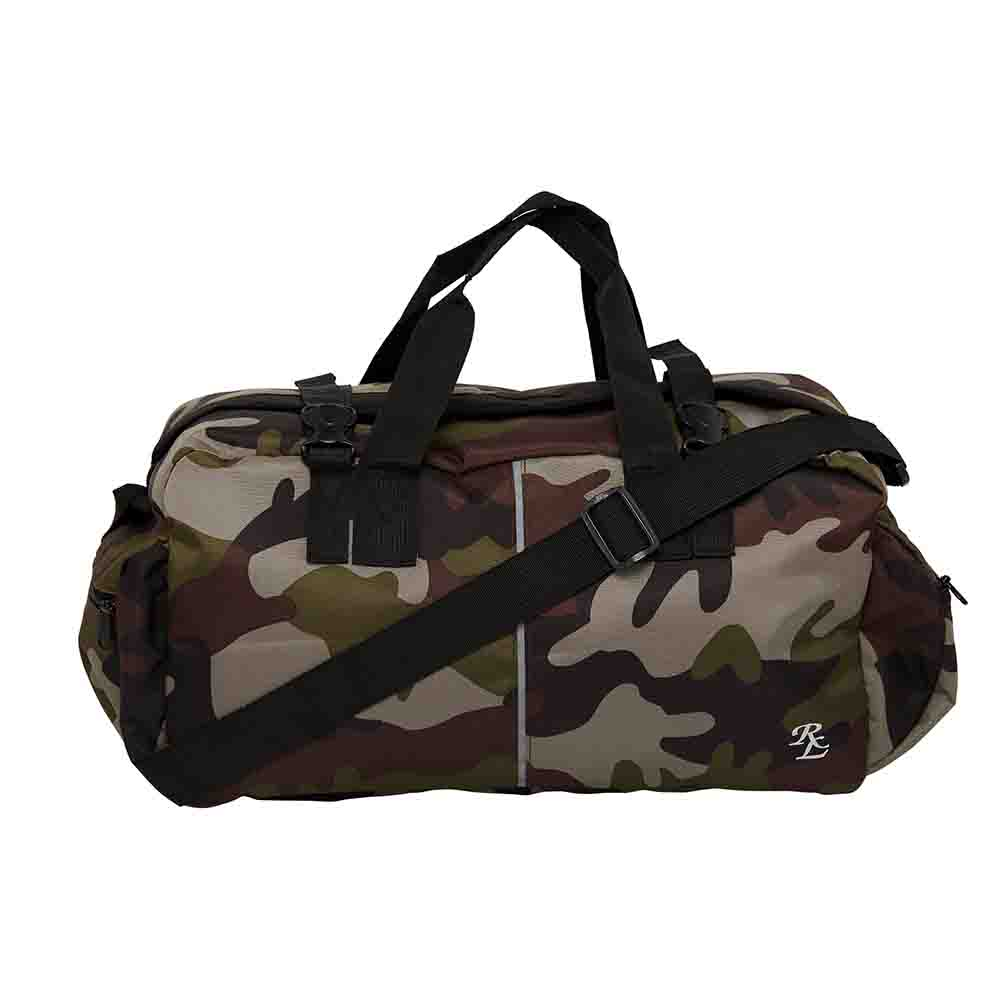 Army Style Military Green duffle bag