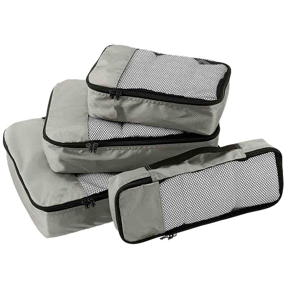 Grey Packing cubes set of 4