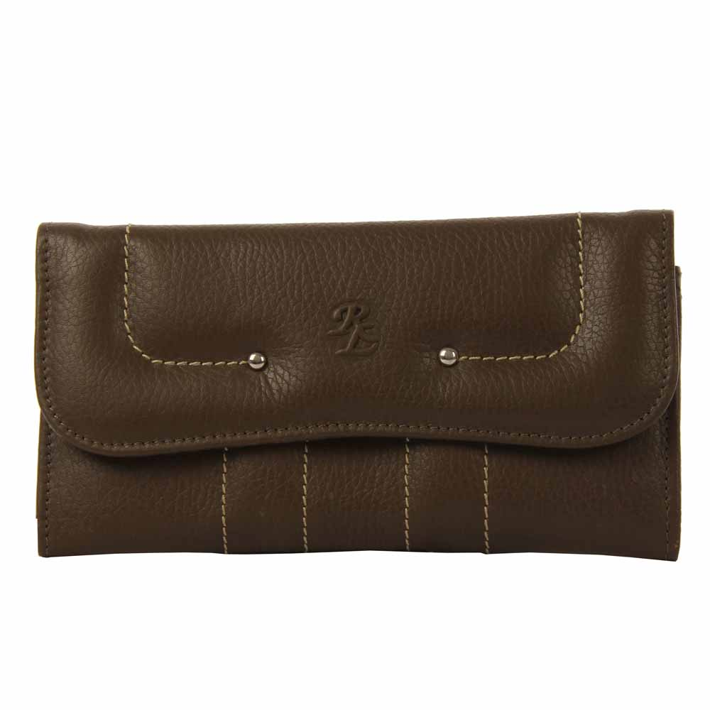 Magna Leather Ladies Wallet clutch
