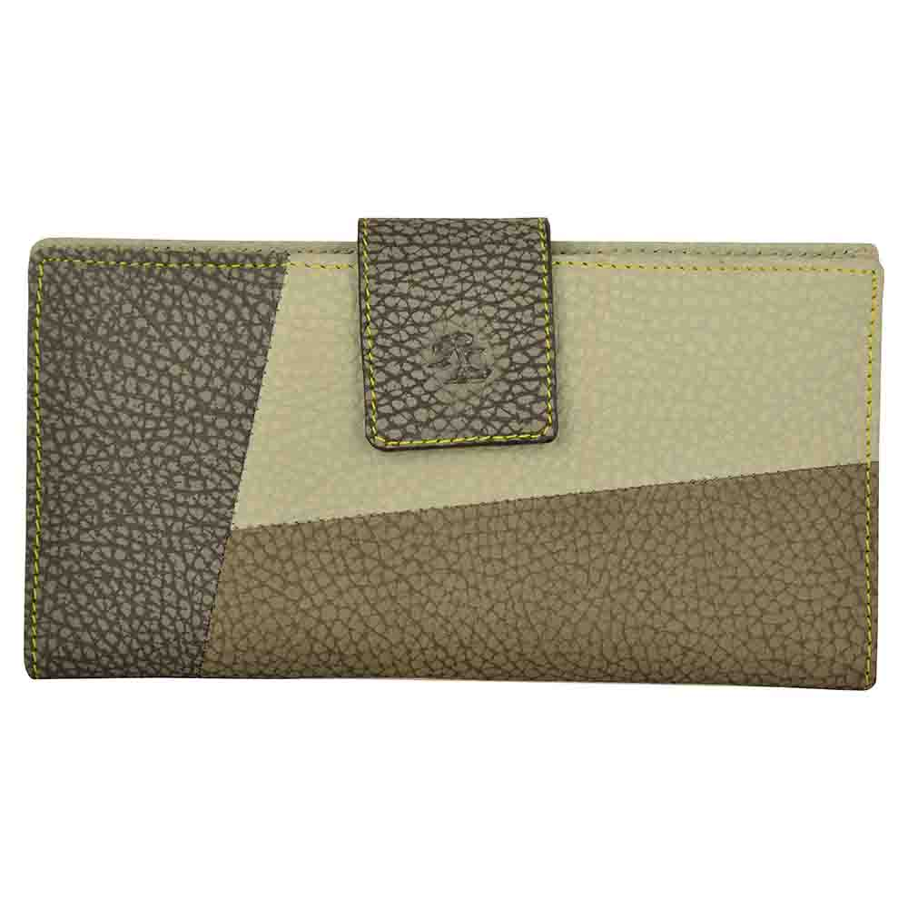 Foss Leather Ladies Wallet Clutch