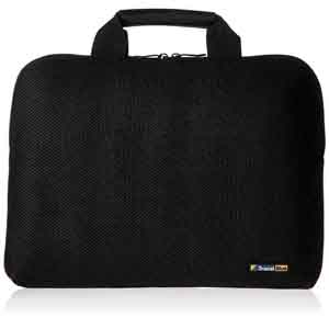 Laptop Bags-Travel Blue 13.3'' Laptop Carrier - Small