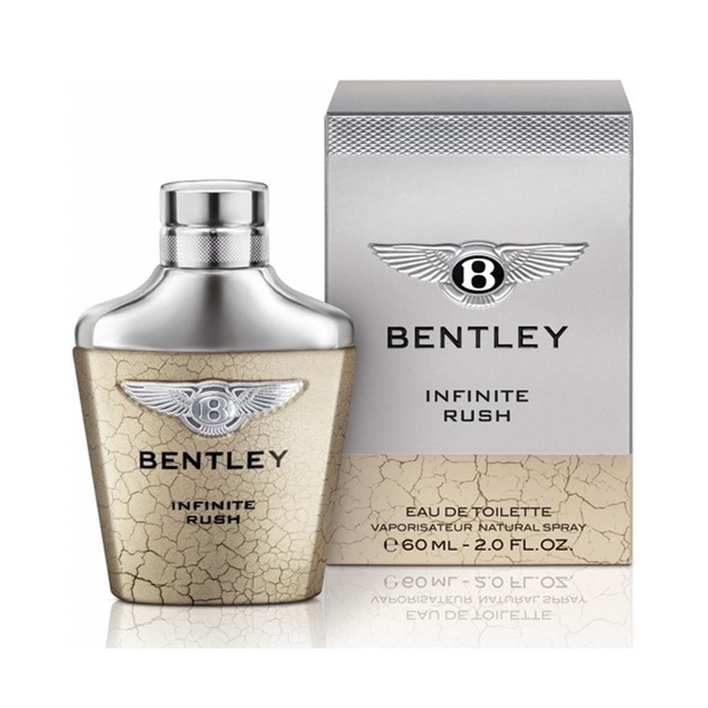 Bentley Infinite Rush EDT Men 60ml