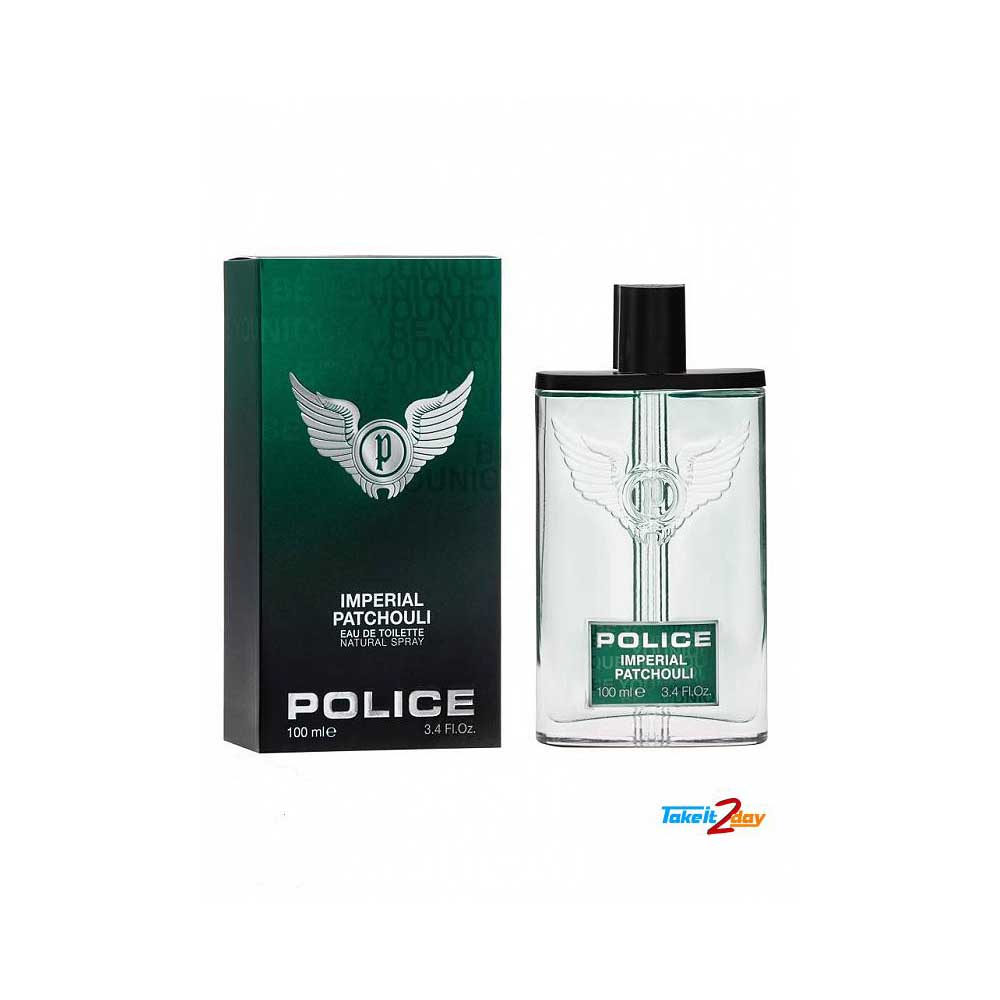 Police Imperial Patchouli EDT Men 100ml