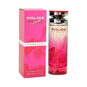 Women's Fragrances-Police Passion EDT Women 100ml