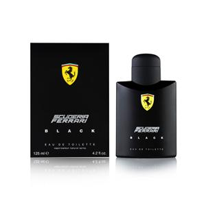 Men's Fragrances-Scuderia Ferrari Black Edt Men