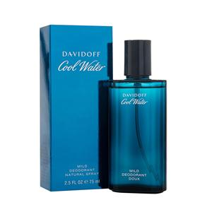Men's Fragrances-Davidoff Cool Water Deo Men