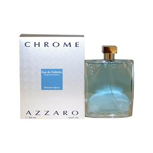 Men's Fragrances-Azzaro Chrome Edt Men