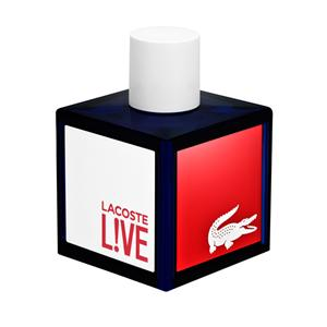 Men's Fragrances-Lacoste Live Edt Men