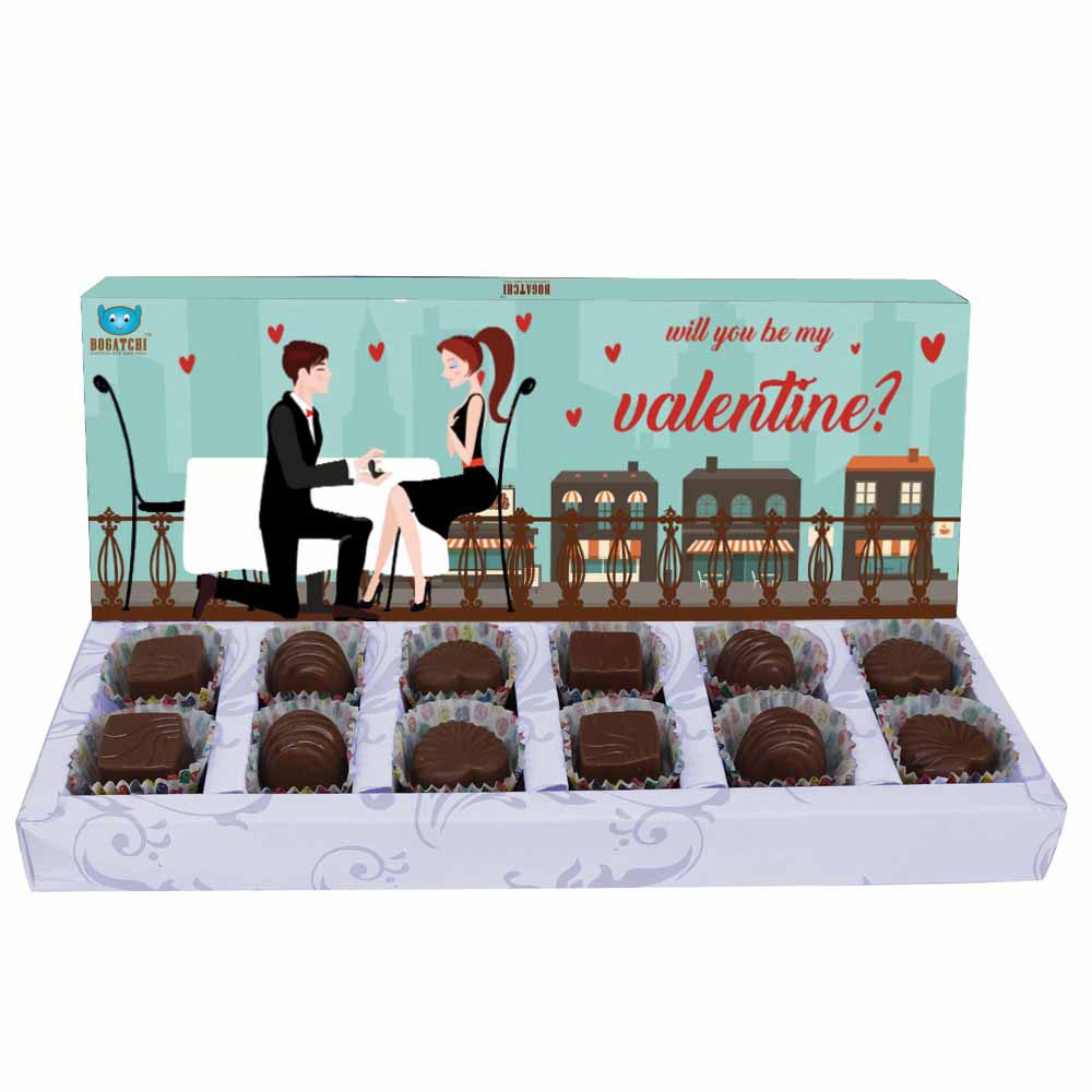 Chocolates-Bogatchi Be my Valentine 120 g