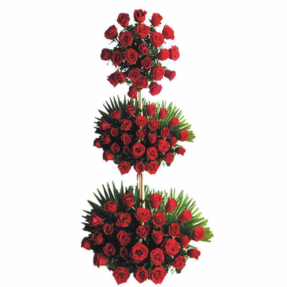 Valentine Flowers-Perfect Valentine Love Hug