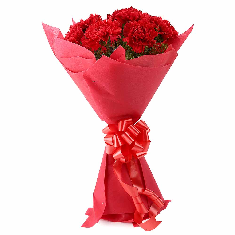 Valentine Roses-Red Delight