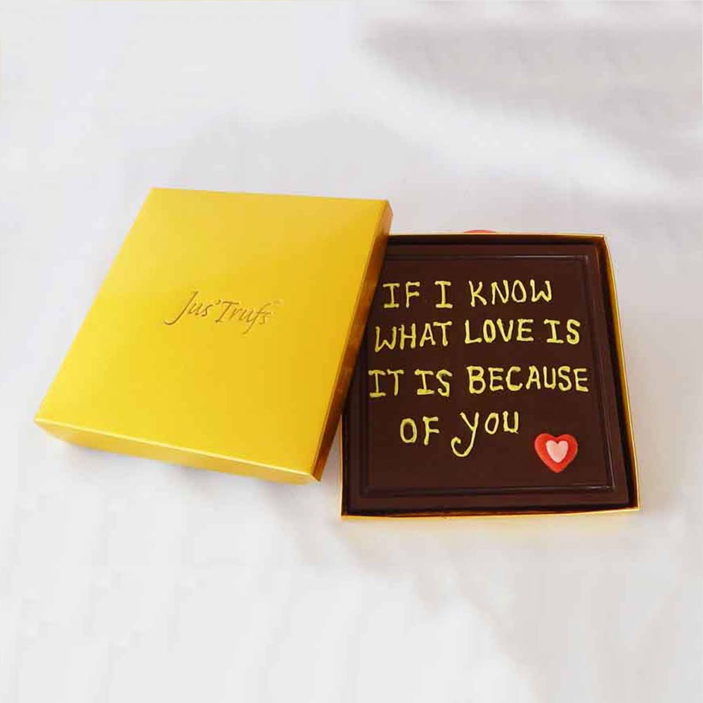 Chocolates-Personalise your Chocolate Valentine