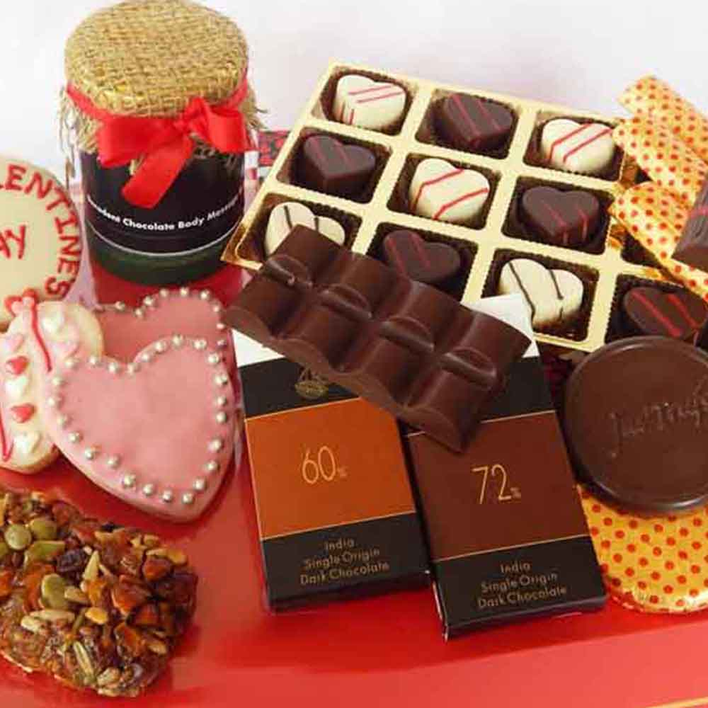 Chocolates-Artisanal Healthy Chocolate Hamper