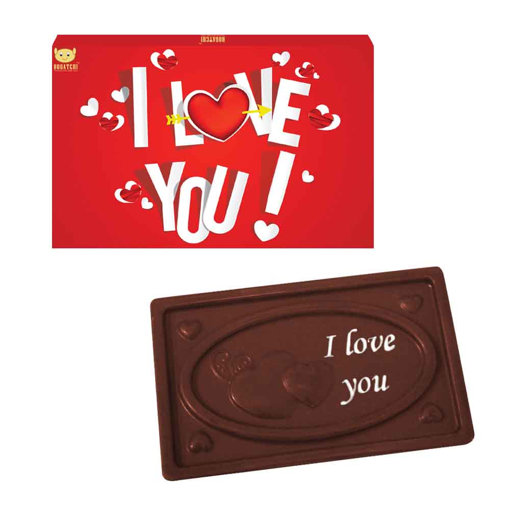 Chocolates-Love Special Bar