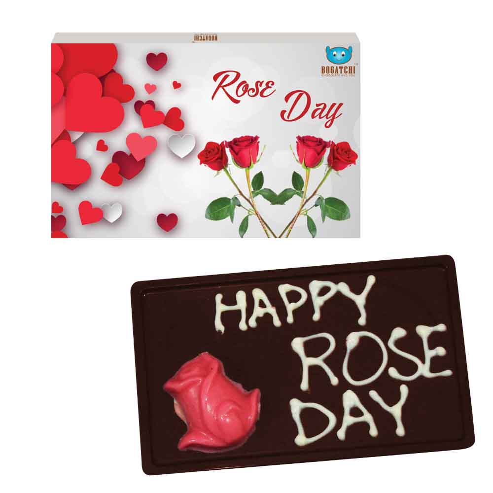 Chocolates-Happy Roses Day